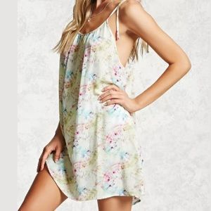 Dresses & Skirts - Abstract Print Coverup Dress